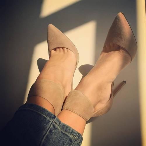 Красивой обуви не бывает слишком много!