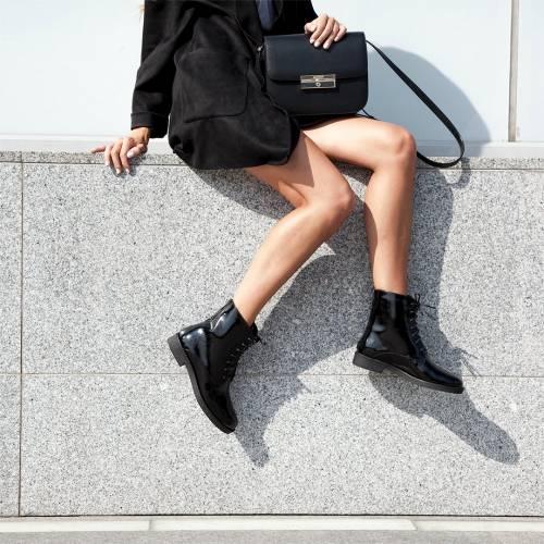 New Fall: выбираем главную обувь осени