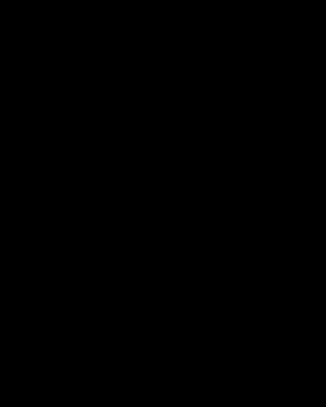 Сумка из кожи чёрного цвета на цепочке