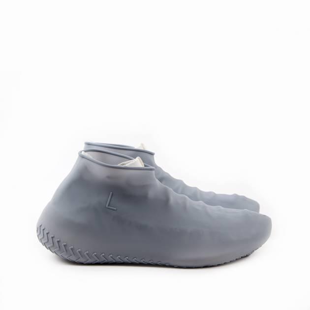 Силиконовые водонепроницаемые чехлы бахилы для обуви