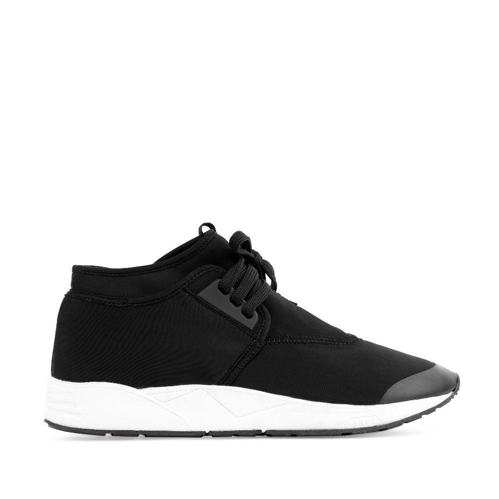 Кроссовки мужские из неопрена черного цвета