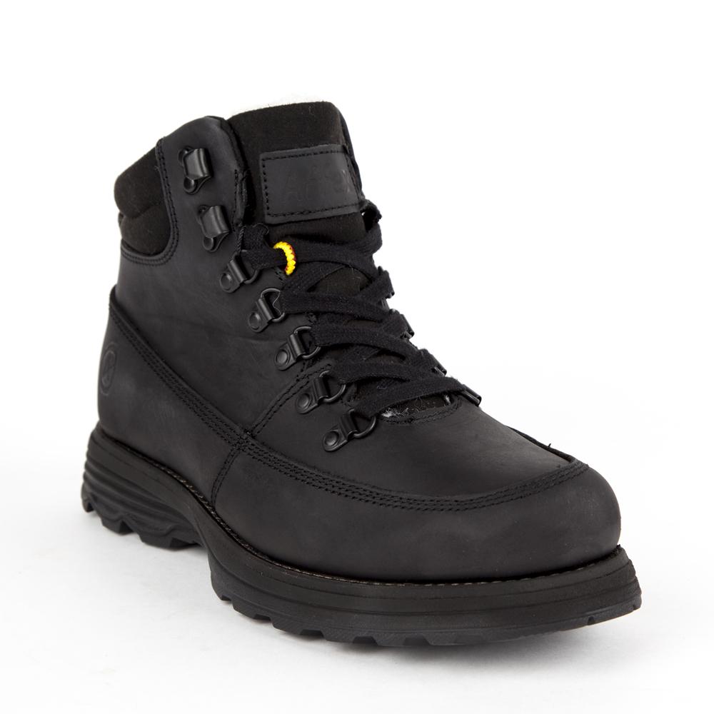 Мужские ботинки CorsoComo (Корсо Комо) 193-30-KMT-BLK-M