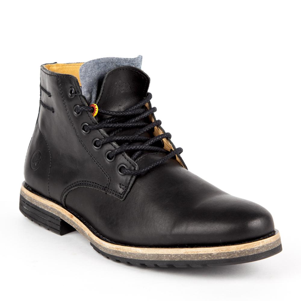 Мужские ботинки CorsoComo (Корсо Комо) Ботинки темно-коричневого цвета из кожи на шнуровке