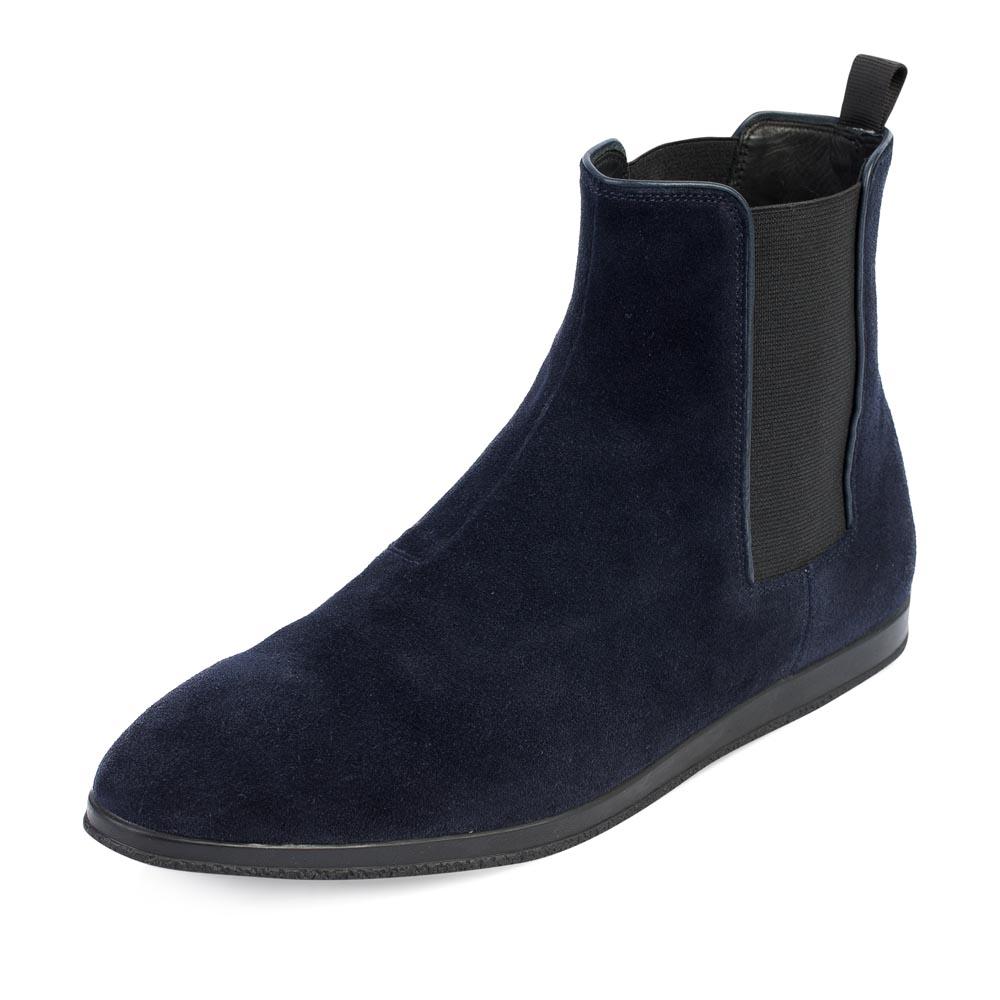 Мужские ботинки CorsoComo (Корсо Комо) 88-013-110269-7 к.п. Ботинки муж спилок син.