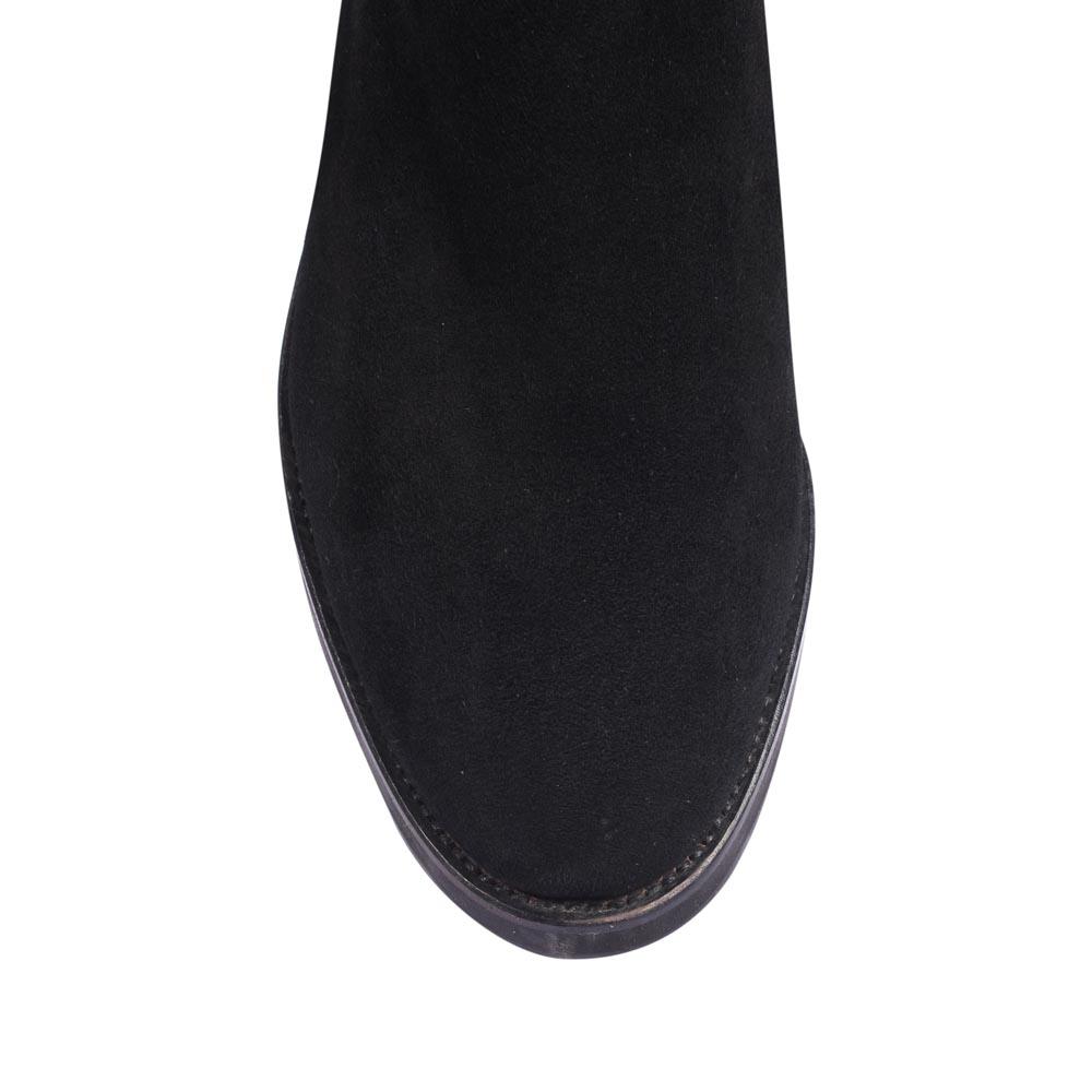 Мужские ботинки CorsoComo (Корсо Комо) 88-0787-1327-7m мех Ботинки муж спилок черн.