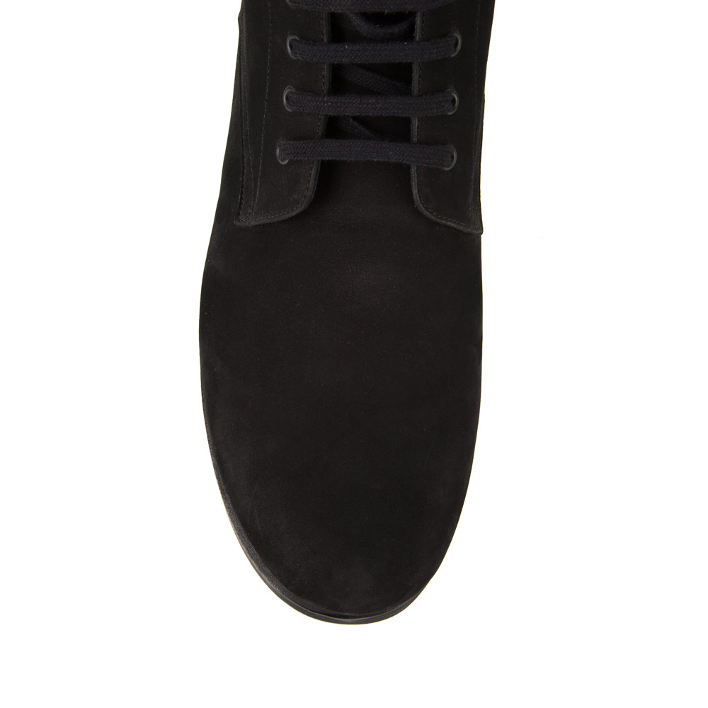 Мужские ботинки CorsoComo (Корсо Комо) 88-2523-02175-2 мех Ботинки муж нубук черн.