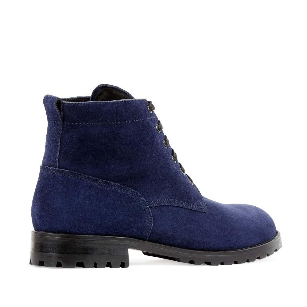 Мужские ботинки CorsoComo (Корсо Комо) 88-3206-01269-7 к.п. Ботинки муж спилок син.