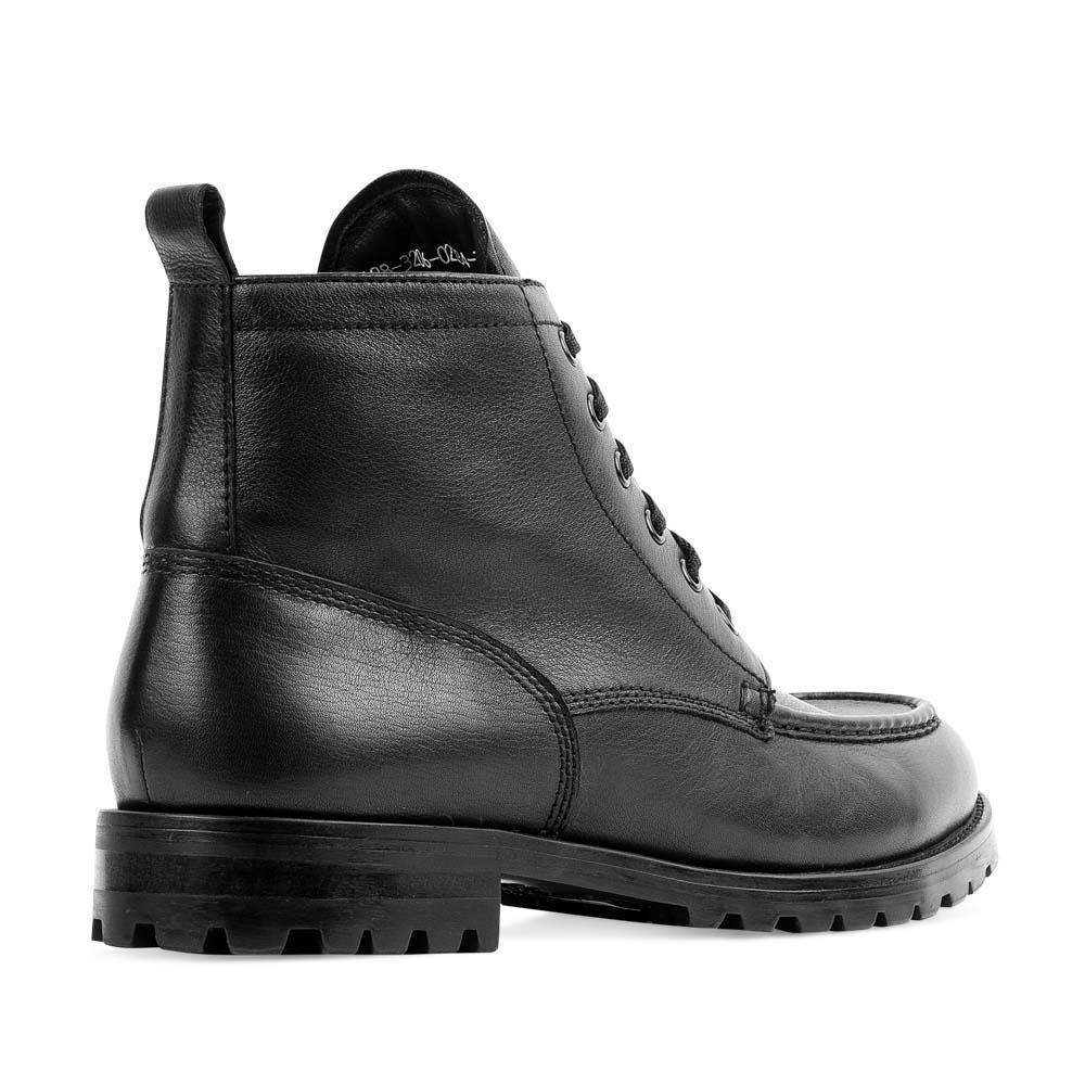 Мужские ботинки CorsoComo (Корсо Комо) 88-3206-02284-7 к.п. Ботинки муж кожа чёрн.