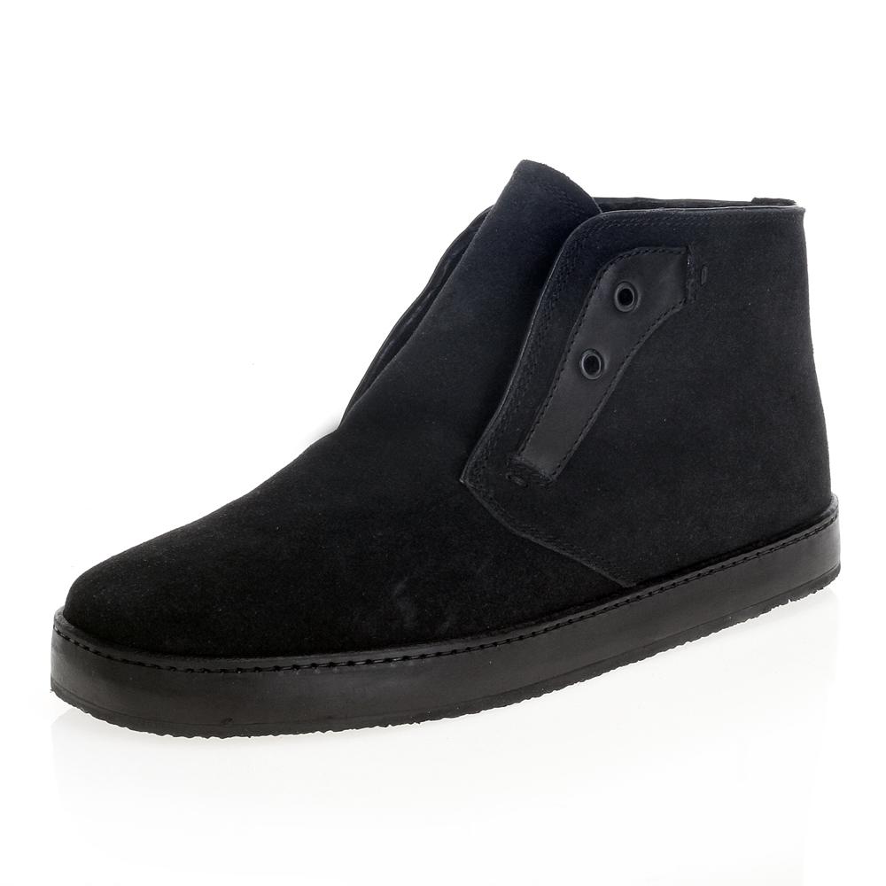 Мужские ботинки CorsoComo (Корсо Комо) 88-605-0915-7m мех Ботинки муж кожа т.син.