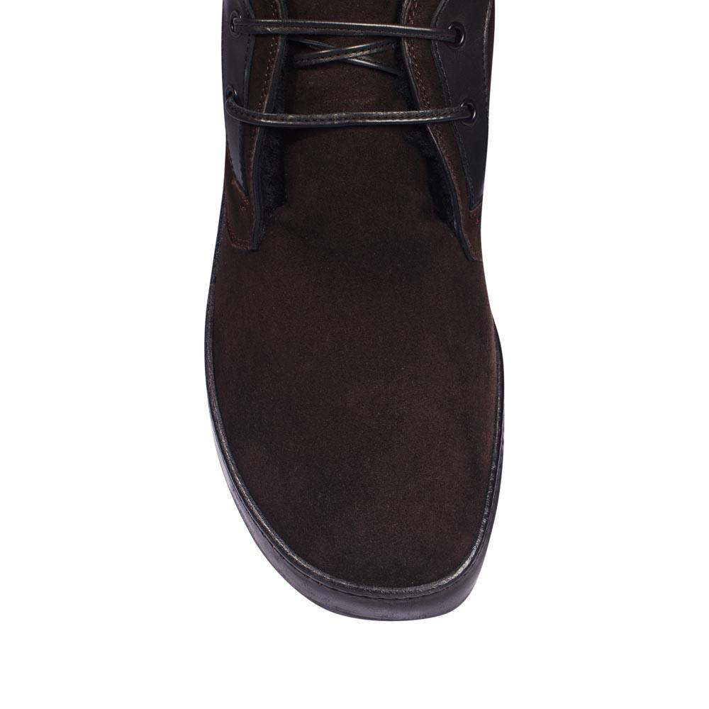 Мужские ботинки CorsoComo (Корсо Комо) 88-605-0917-7m мех Ботинки муж кожа кор.