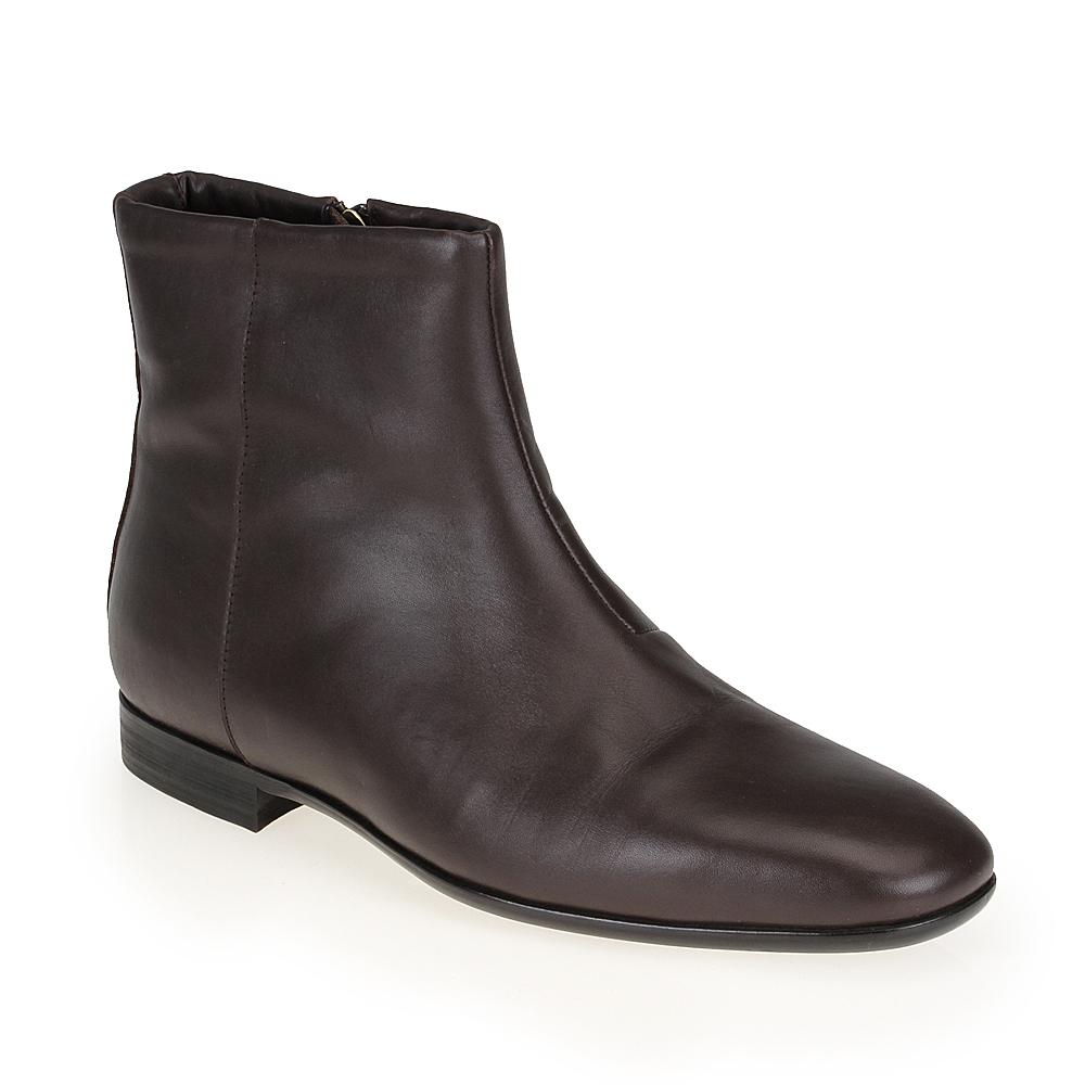Мужские ботинки CorsoComo (Корсо Комо) 98-020-1210-2 мех Ботинки муж кожа кор.