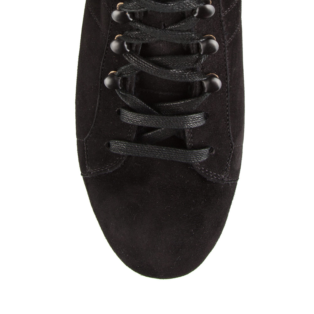 Мужские ботинки CorsoComo (Корсо Комо) 98-023-3043-2 мех Ботинки муж велюр черн.