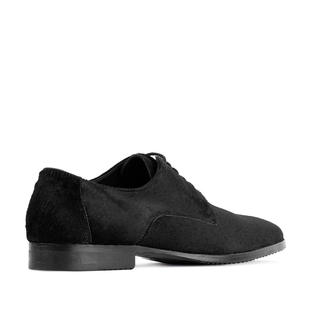 Мужские ботинки CorsoComo (Корсо Комо) 98-176-0127-7 к.п. Полуботинки муж мех черн.