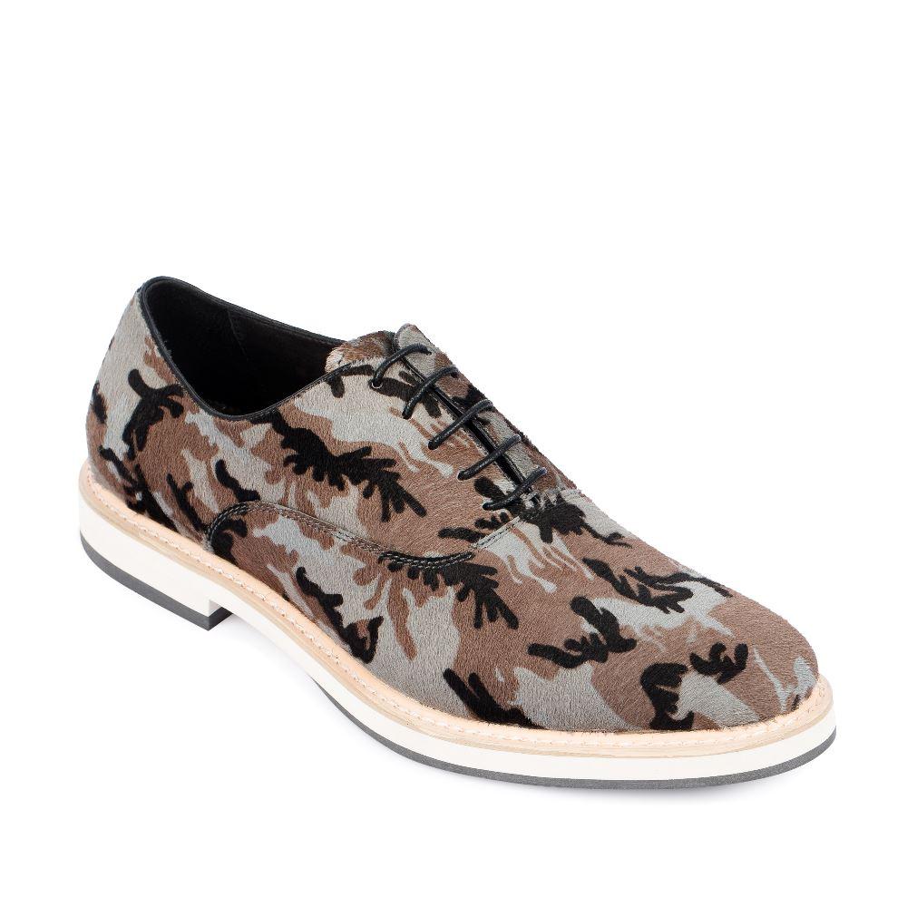 Мужские ботинки CorsoComo (Корсо Комо) 98-178-19157-7 к.п. Полуботинки муж кожа черн.