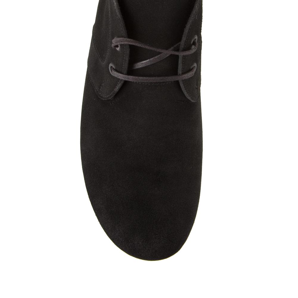 Мужские ботинки CorsoComo (Корсо Комо) 98-235H-01155-2 мех Ботинки муж велюр черн.