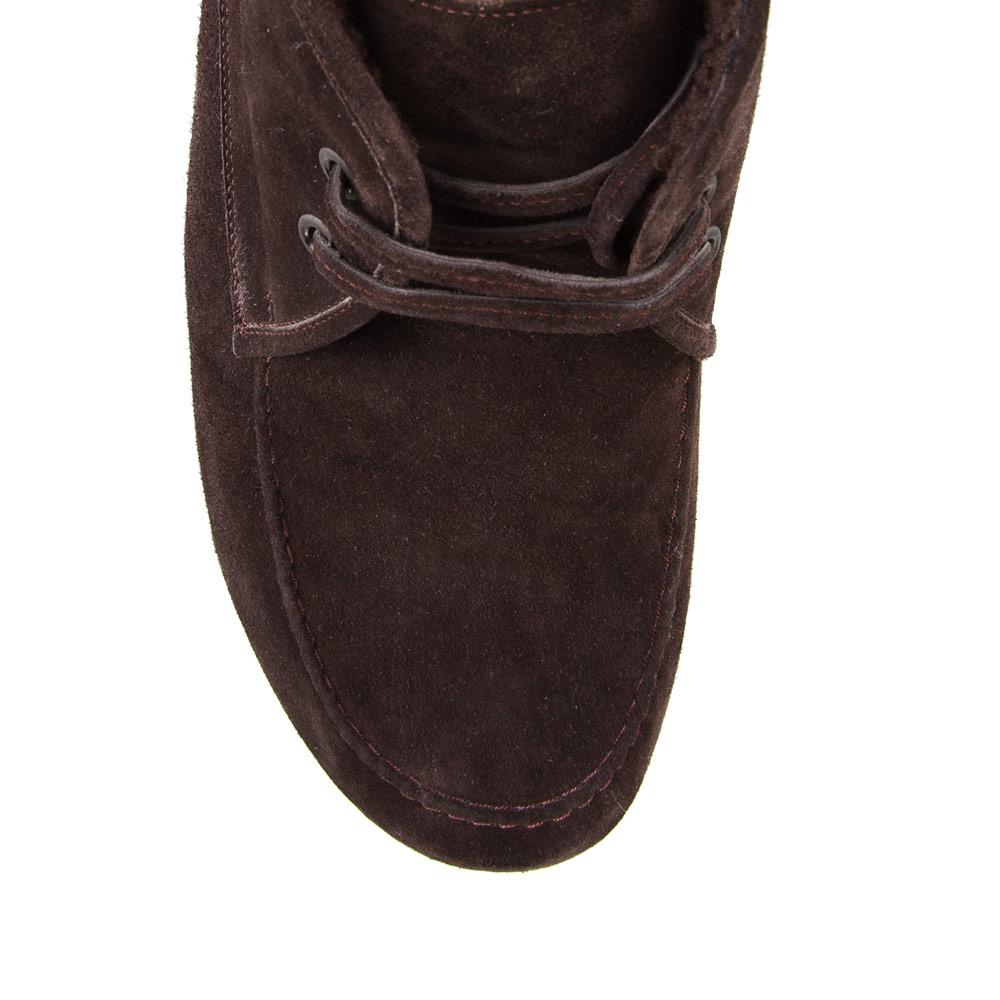 Мужские ботинки CorsoComo (Корсо Комо) 98-235H-02119-2 мех Ботинки муж велюр кор.