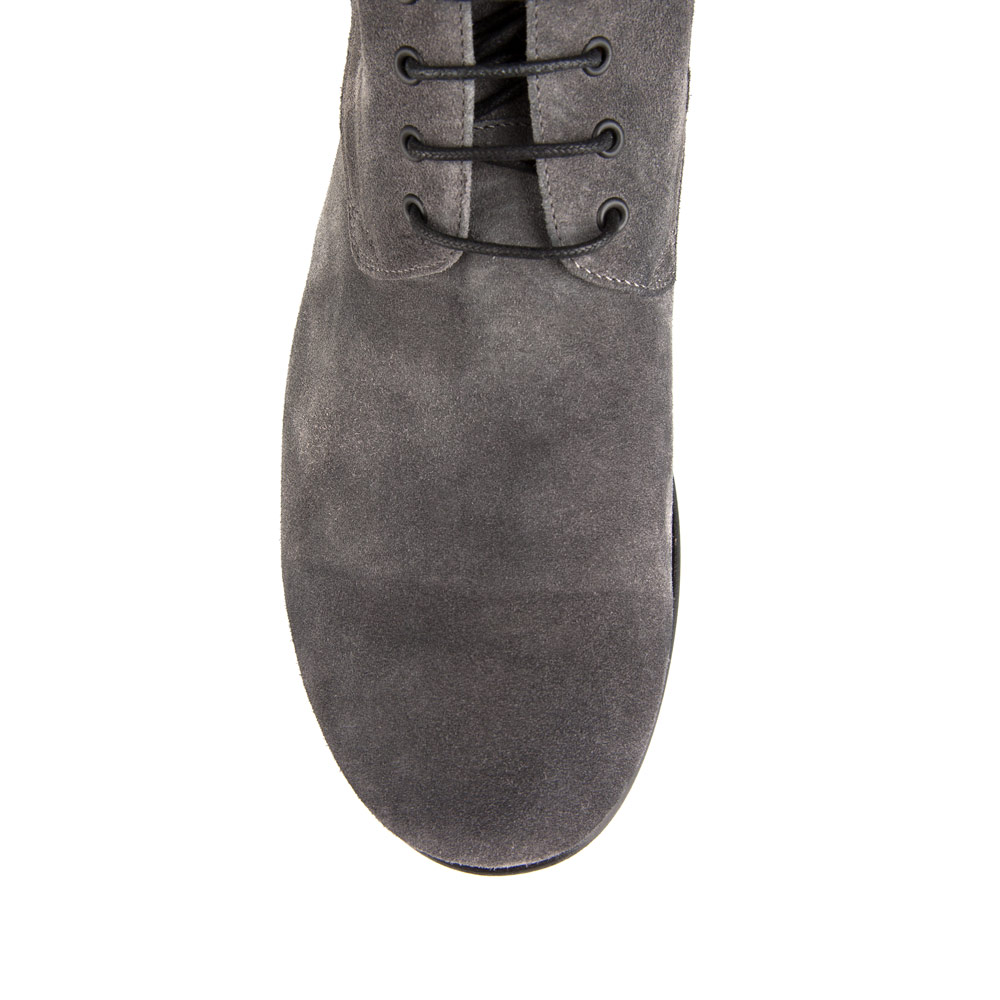 Мужские ботинки CorsoComo (Корсо Комо) 98-237H-02136-7 к.п. Ботинки муж спилок сер.
