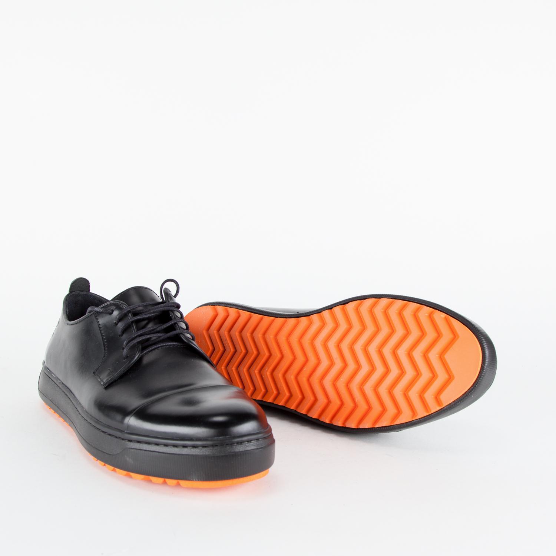 Мужские ботинки CorsoComo (Корсо Комо) PS81PEP-BK-LL-181