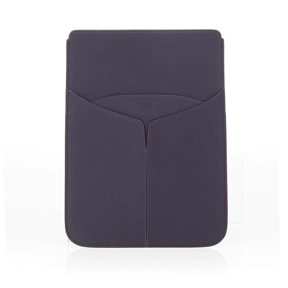 Кожаный чехол для планшета фиолетового цветаСумка <br><br><br>Материал верха: Кожа<br><br>Цвет: Фиолетовый<br><br>Дизайн: Италия<br><br>Страна производства: Китай<br><br>Материал верха: Кожа<br>Цвет: Фиолетовый<br>Вес кг: 0.12400000<br>Размер: Без размера