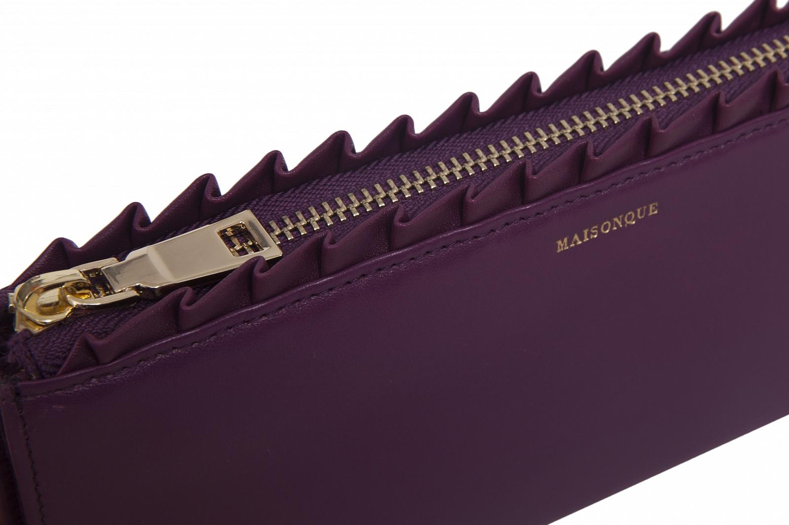 Кошелек CorsoComo (Корсо Комо) 16BWT05-(фиолетовый)