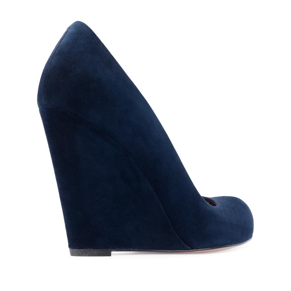 Женские туфли CorsoComo (Корсо Комо) 17-105-01-01-115 к.п. Туфли жен кожа син.