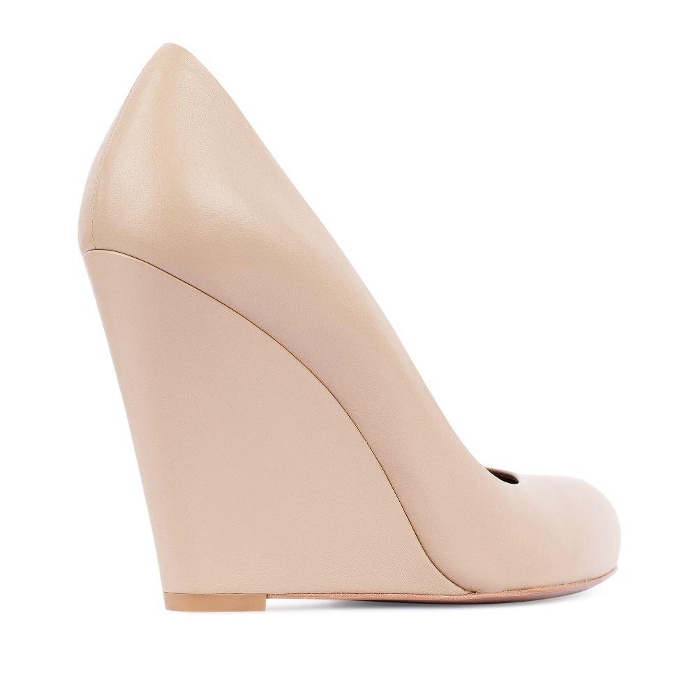 Женские туфли CorsoComo (Корсо Комо) 17-105-01-01-205 к.п. Туфли жен кожа беж.
