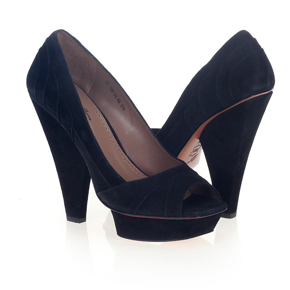 Туфли на каблуке CorsoComo (Корсо Комо) 17-108-02-85