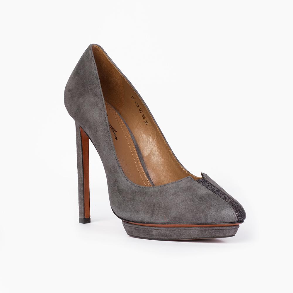 Туфли на каблуке CorsoComo (Корсо Комо) 17-115-02-35