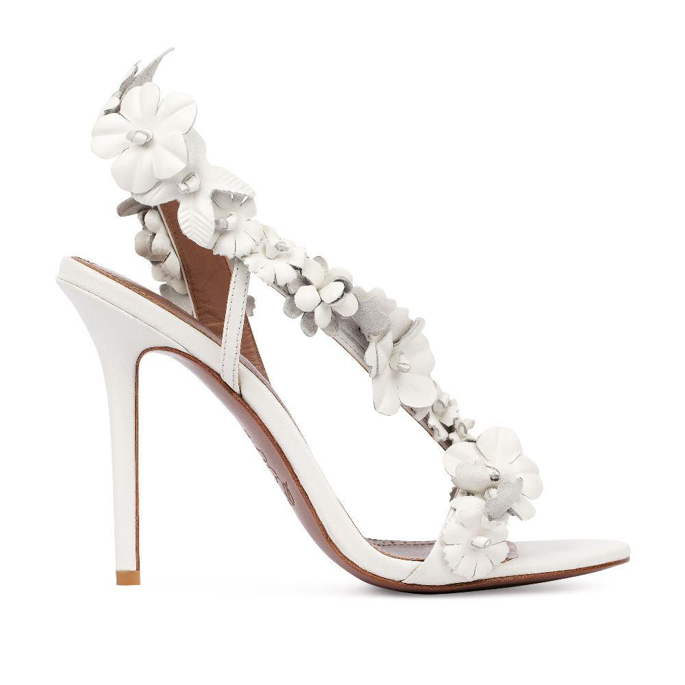 Женские босоножки CorsoComo (Корсо Комо) 17-352-09-137-15 к.п. Туфли жен кожа бел.