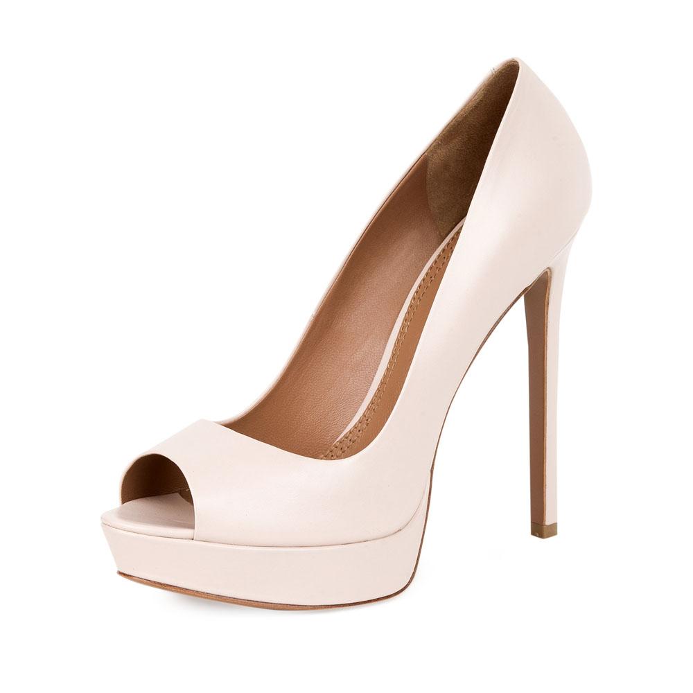 Туфли на каблуке CorsoComo (Корсо Комо) 17-665-02-17-355