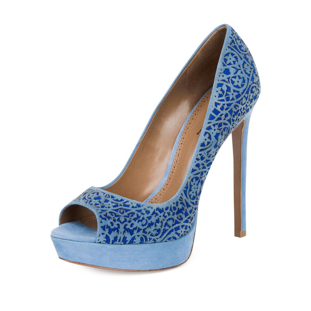 Туфли на каблуке CorsoComo (Корсо Комо) 17-665-02-17B-495