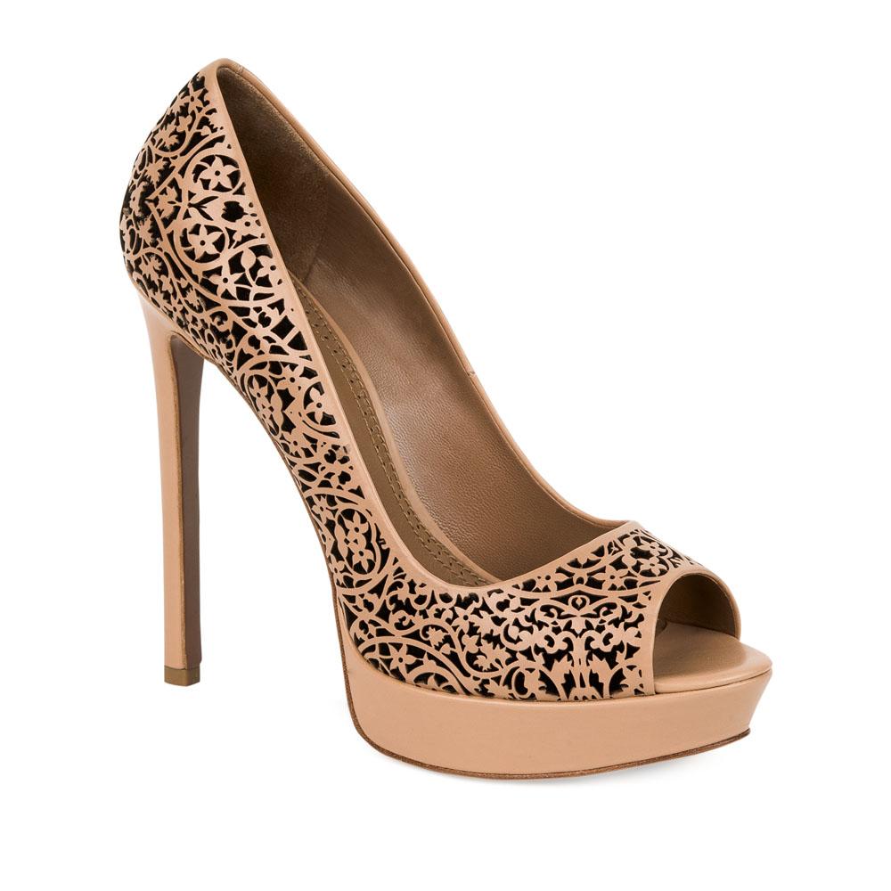 Туфли на каблуке CorsoComo (Корсо Комо) 17-665-02-17B-515