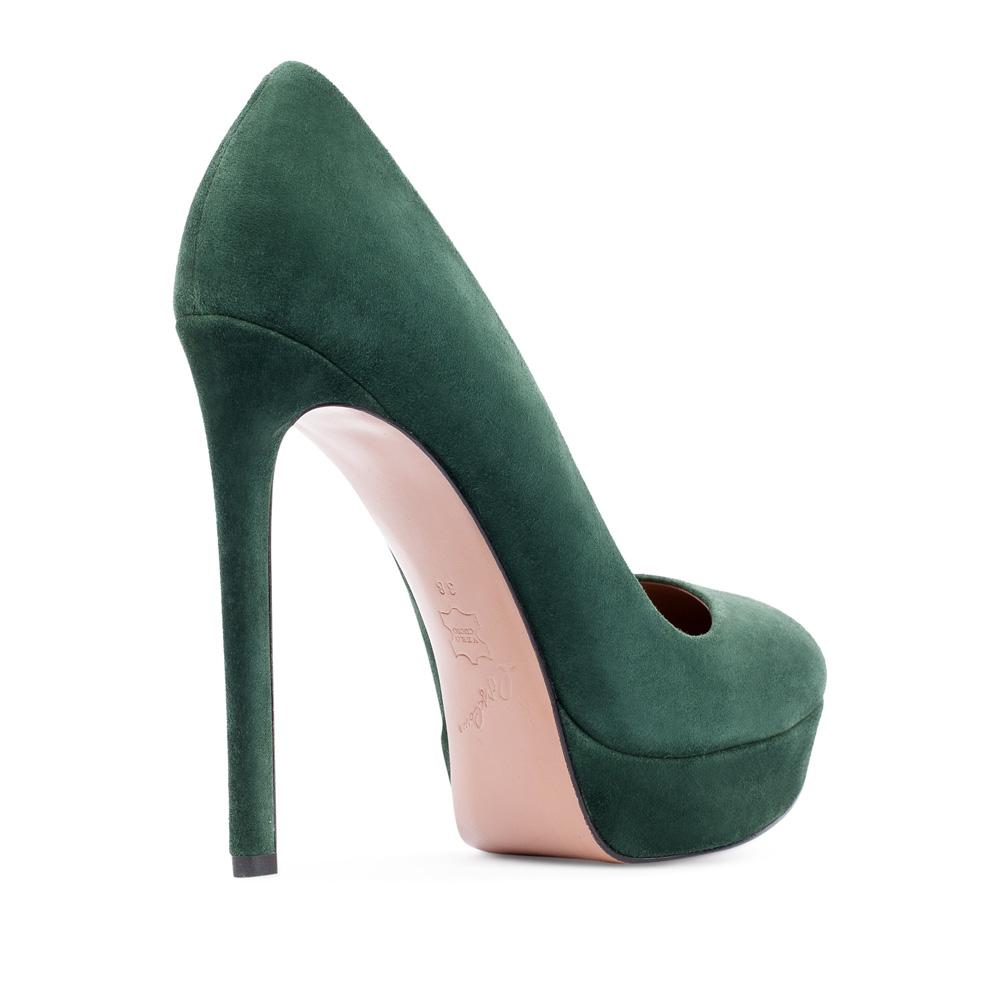 Туфли на каблуке CorsoComo (Корсо Комо) 17-665-02-29-445