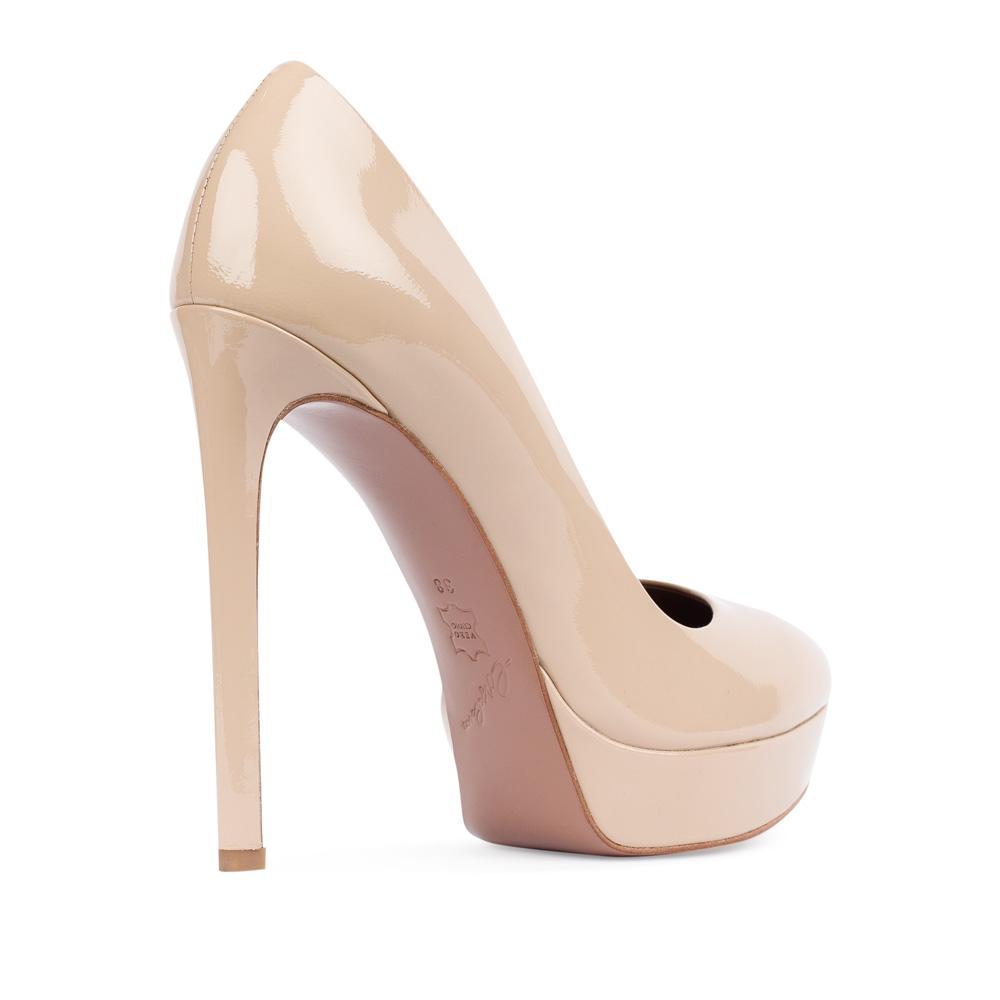 Туфли на каблуке CorsoComo (Корсо Комо) 17-665-02-29-525
