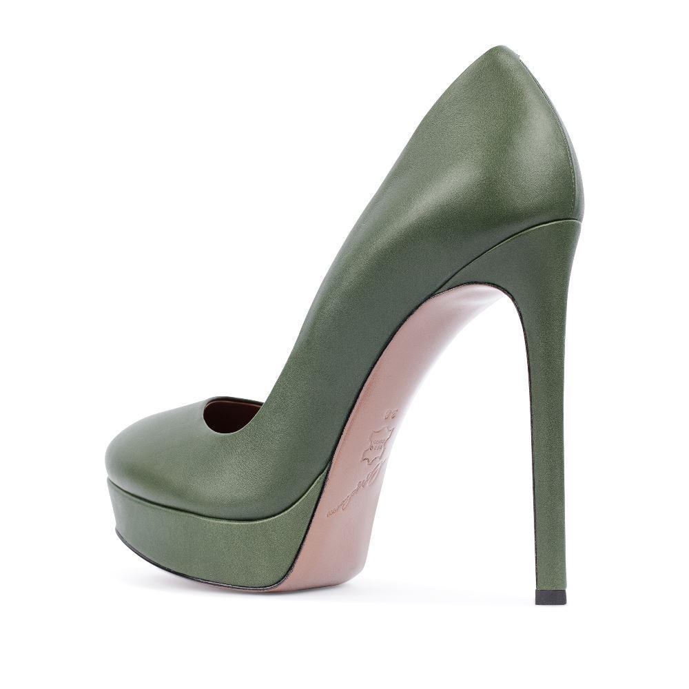 Туфли на каблуке CorsoComo (Корсо Комо) 17-665-02-29-665