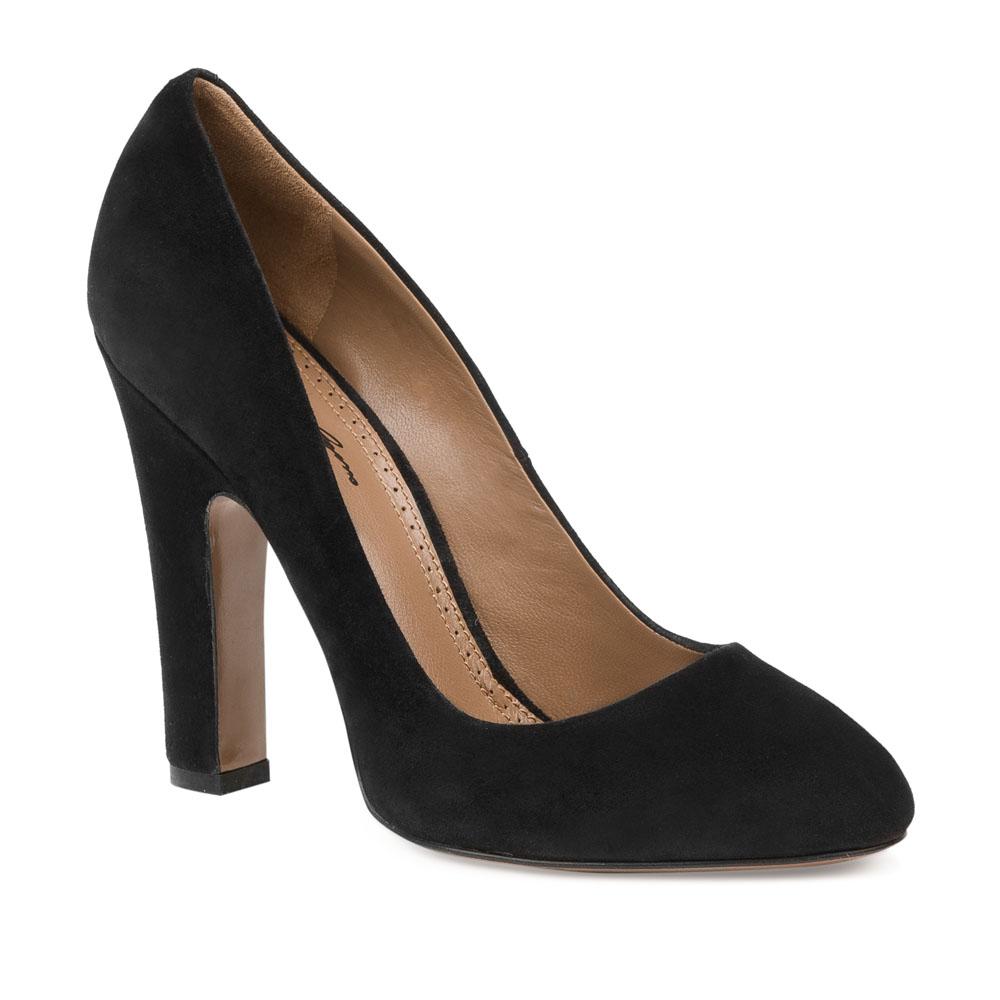 Женские туфли CorsoComo (Корсо Комо) 17-665-05-29A-85 к.п. Туфли жен кожа черн.
