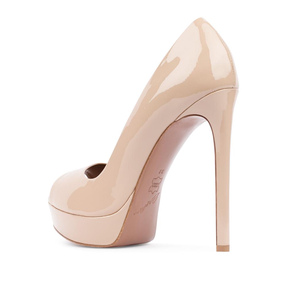 Туфли на каблуке CorsoComo (Корсо Комо) 17-665-07-17-665