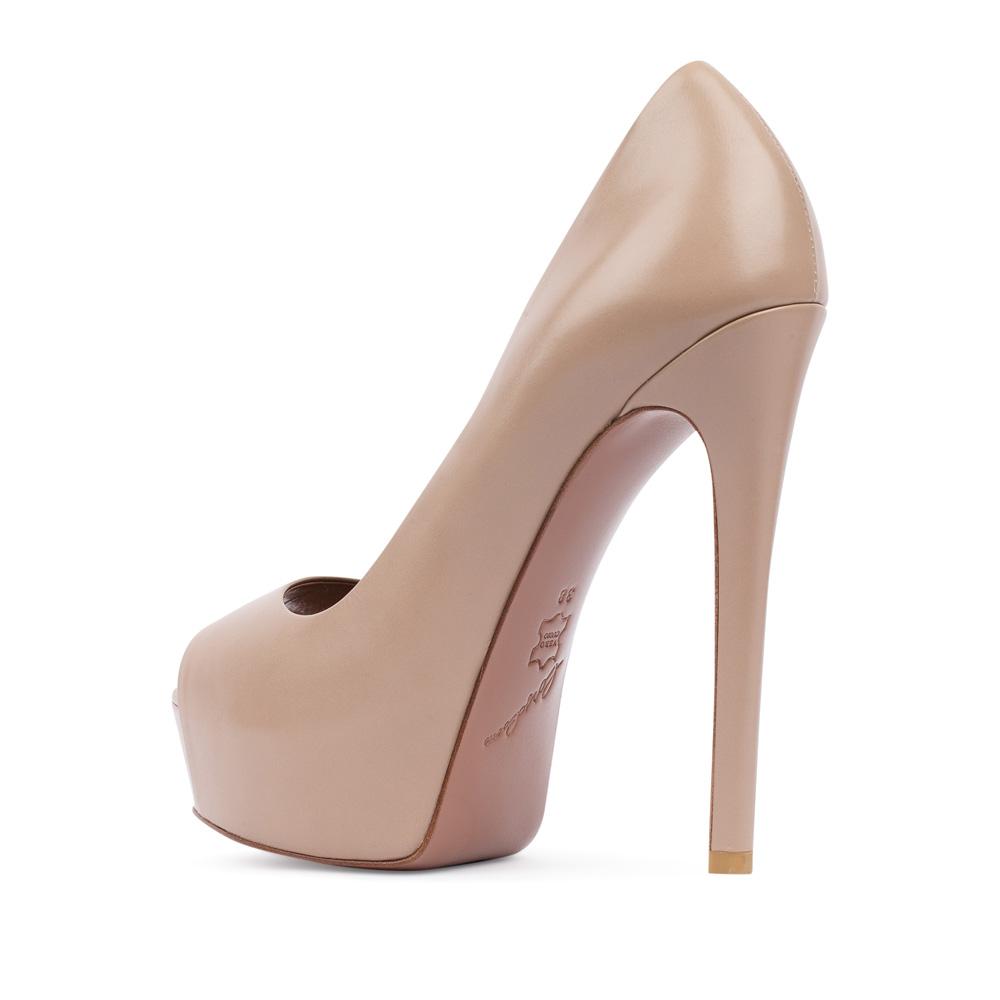 Туфли на каблуке CorsoComo (Корсо Комо) 17-665-17-116A-65