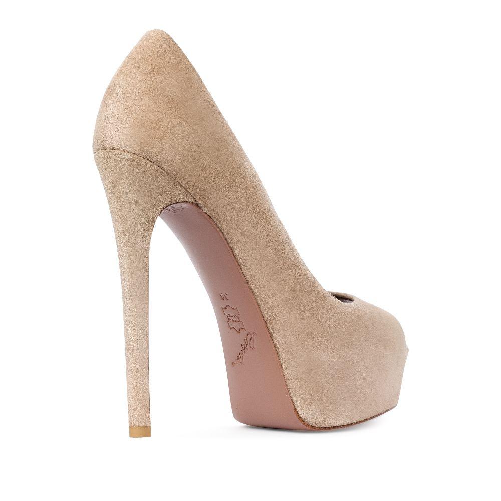 Туфли на каблуке CorsoComo (Корсо Комо) 17-665-17-116A-85