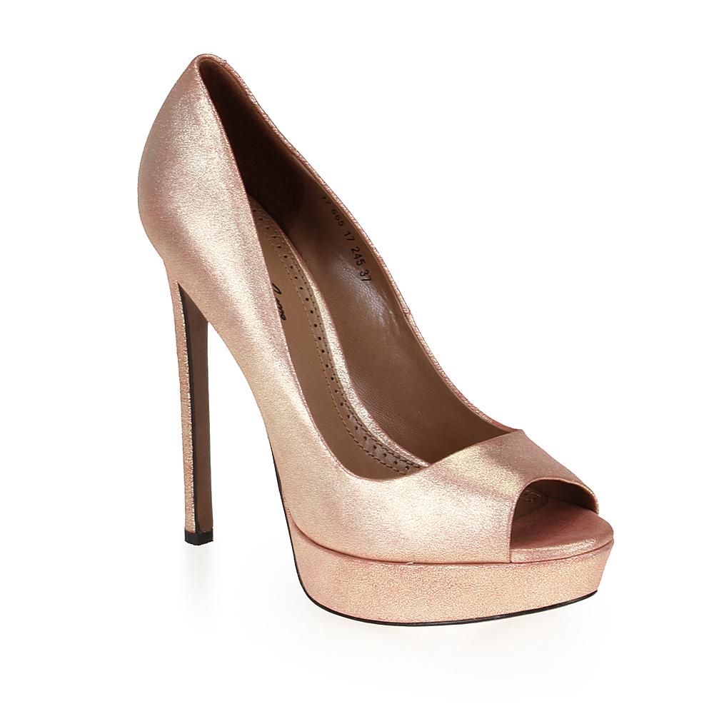 Туфли на каблуке CorsoComo (Корсо Комо) 17-665-17-245