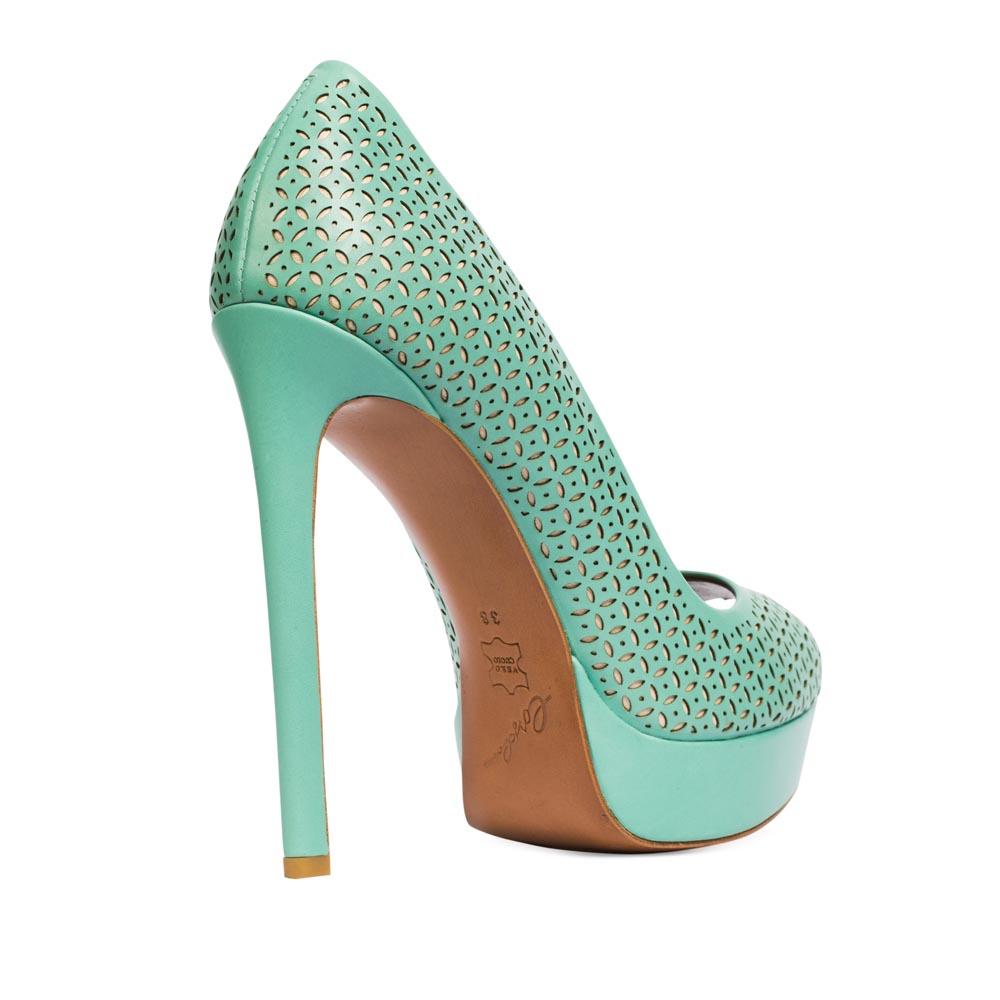 Туфли на каблуке CorsoComo (Корсо Комо) 17-665-17a-15