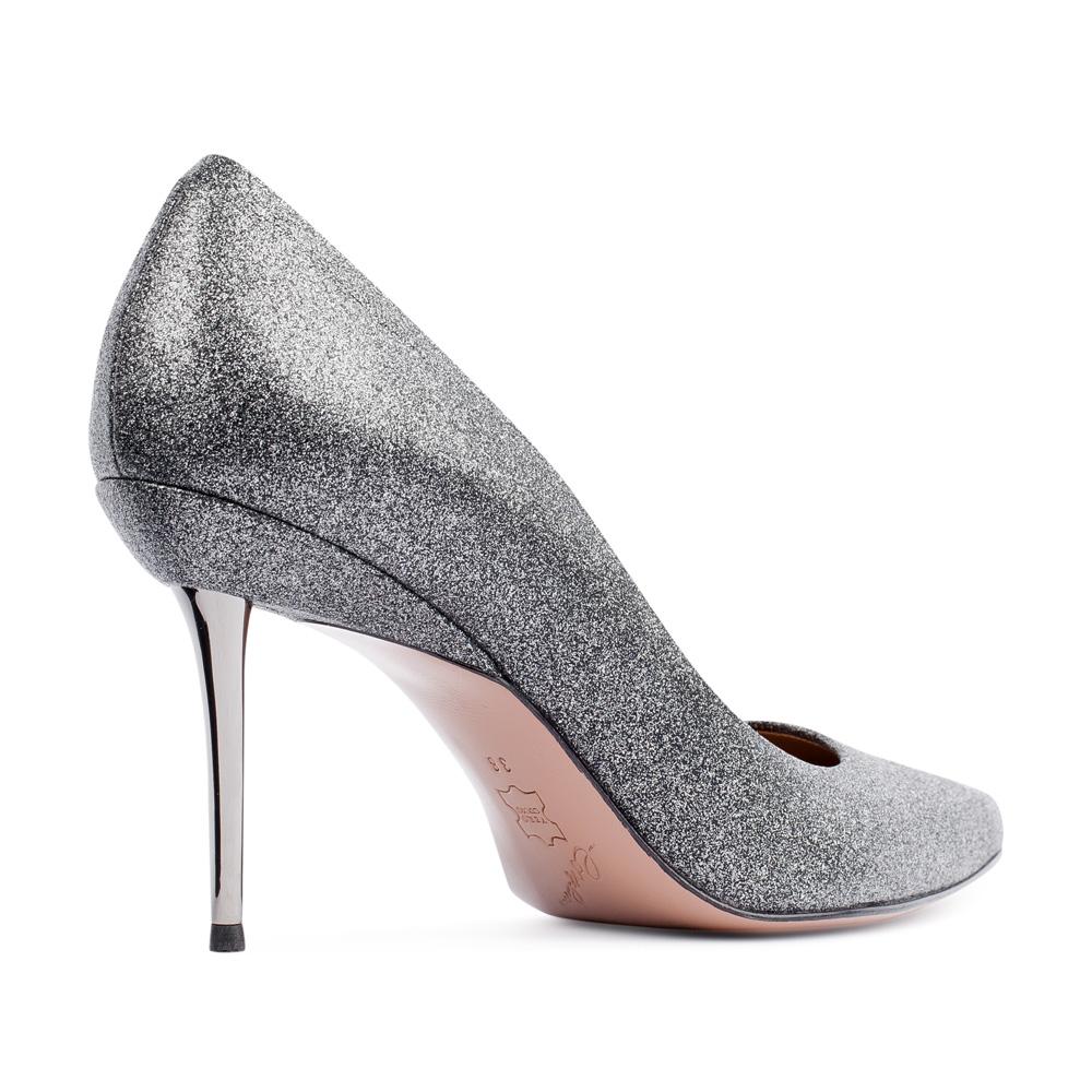 Туфли на шпильке CorsoComo (Корсо Комо) 17-670-01-08-435 к.п. Туфли жен кожа сер.