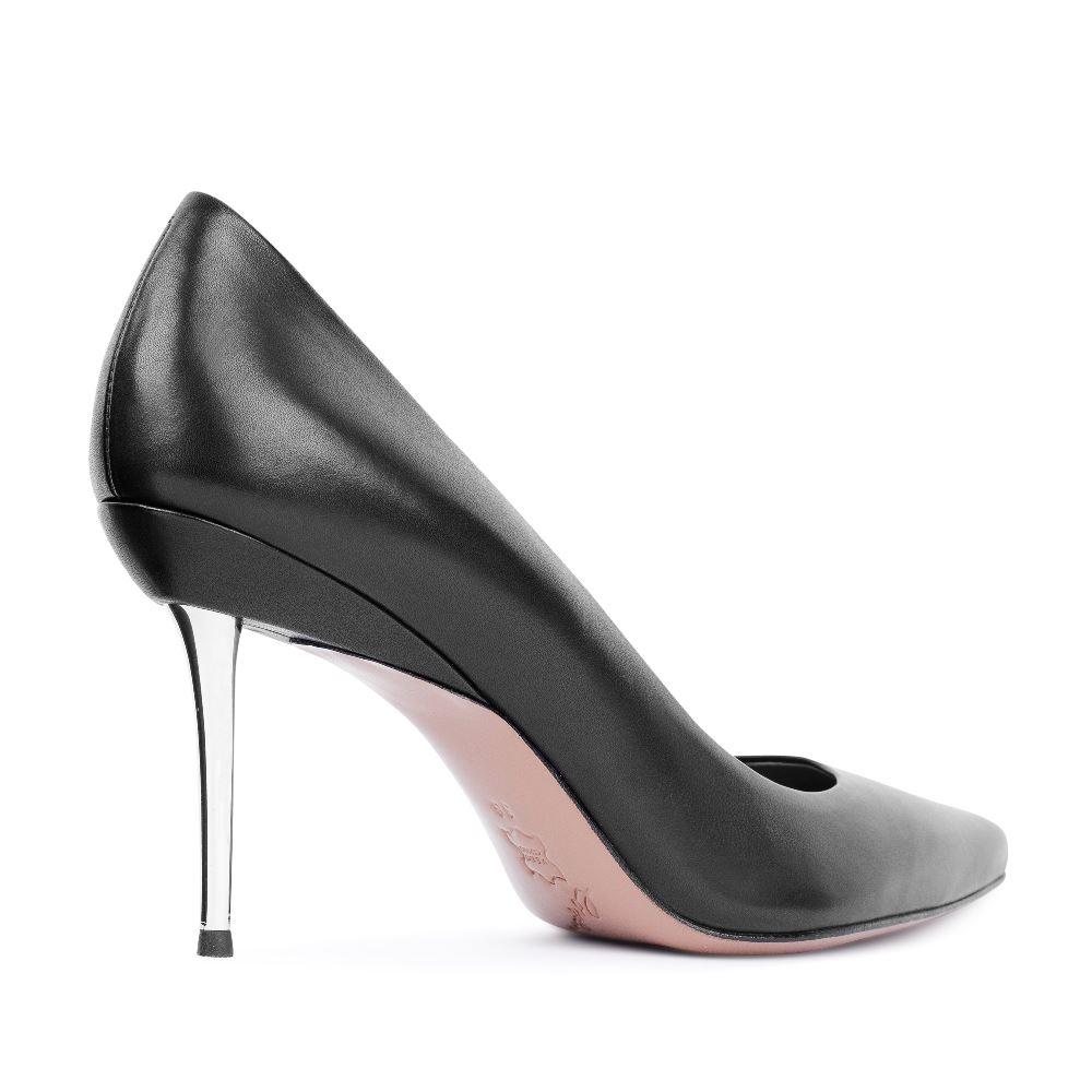 Туфли на шпильке CorsoComo (Корсо Комо) 17-670-01-18-305 к.п. Туфли лодочки жен кожа черн.