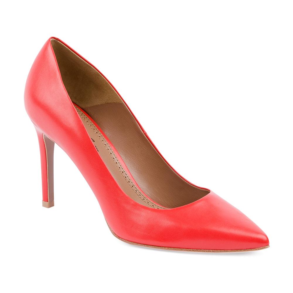 Женские туфли CorsoComo (Корсо Комо) 17-670-02-18-65 к.п. Туфли жен кожа красн.