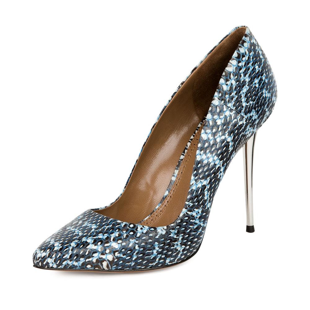 Туфли на каблуке CorsoComo (Корсо Комо) 17-675-01-02S-435