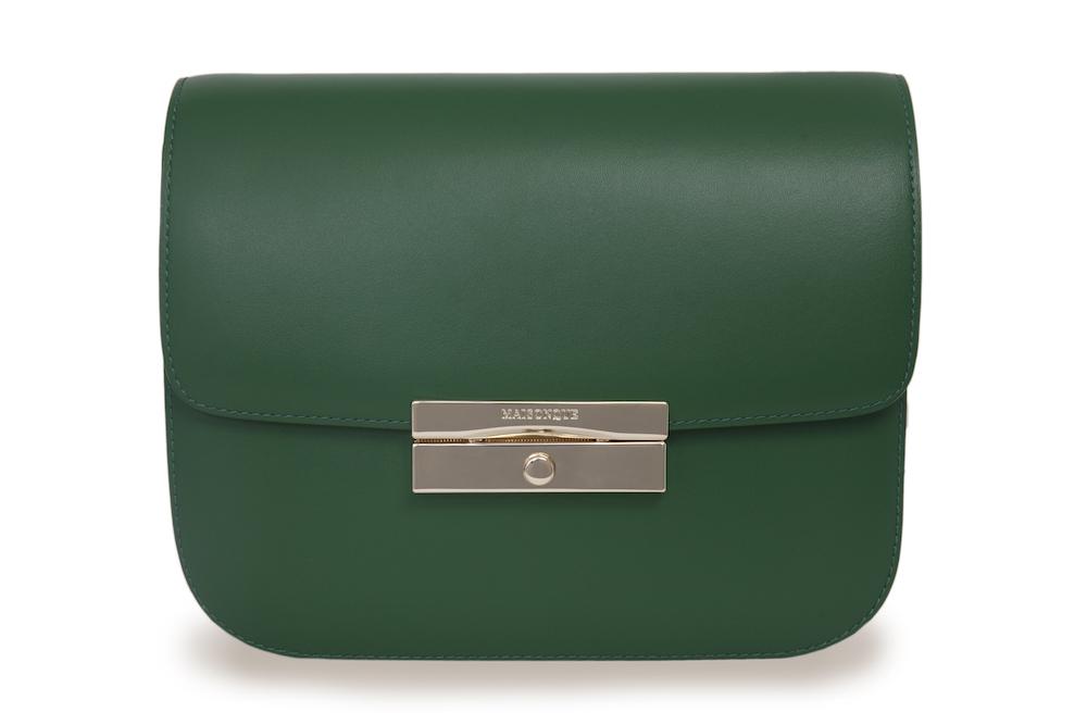 Сумка MAISONQUE 17FBG04-(зеленый)