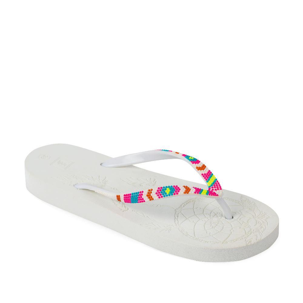 Женские сандалии EVARS Сланцы женские RAINBOW Dreamcatcher (в ассортименте, Белый)
