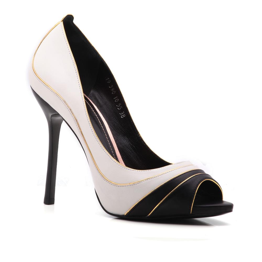 Туфли на каблуке CorsoComo (Корсо Комо) 19-390-10-55