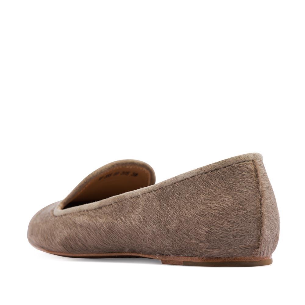 Туфли на плоской подошве CorsoComo (Корсо Комо) 19-555-59-395 к.п. Туфли жен мех кор.