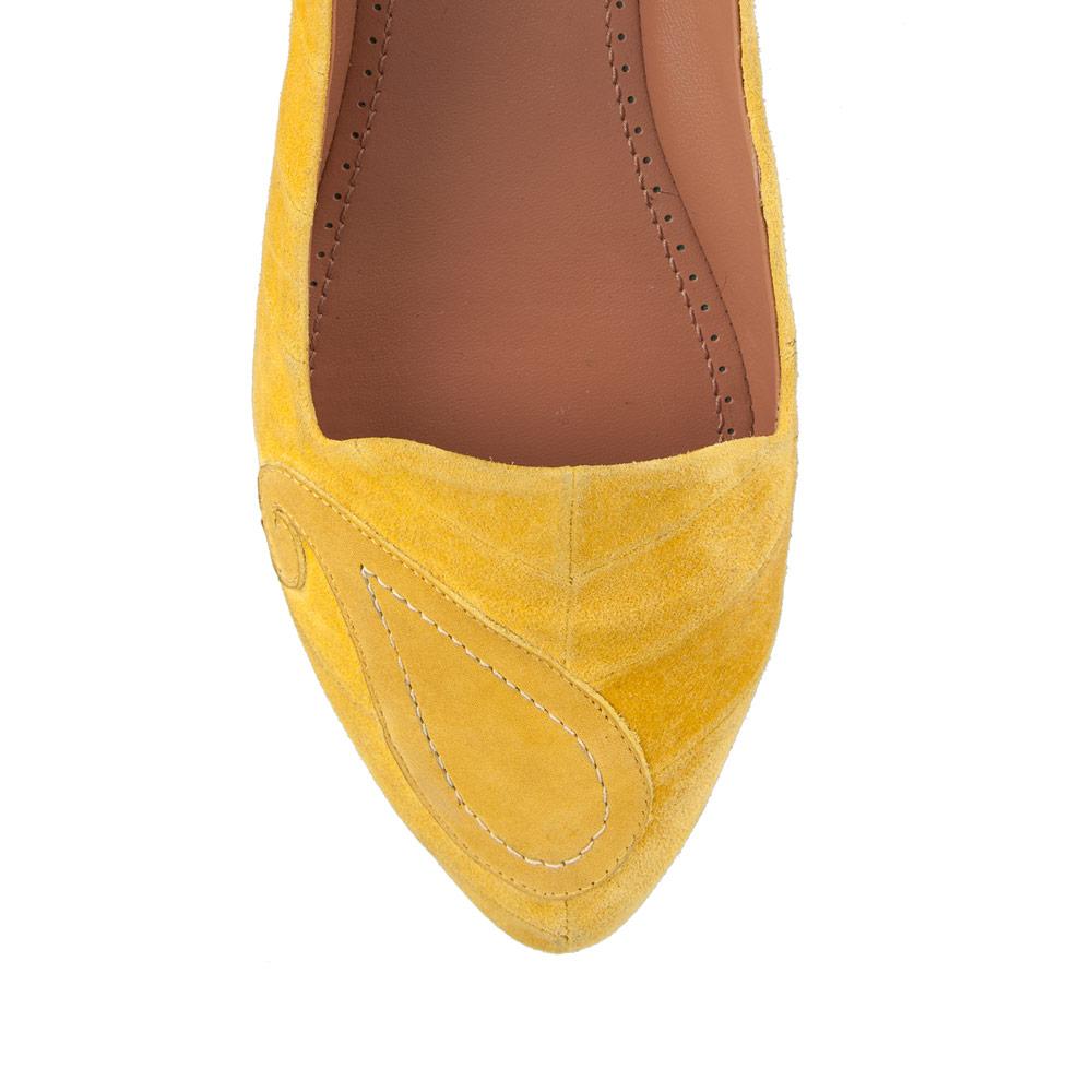Туфли на плоской подошве CorsoComo (Корсо Комо) 19-630-11-55